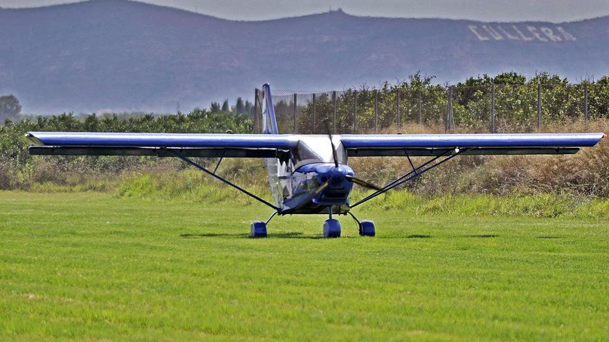 El aeródromo de Albalat pierde altura por el cambio de hábitos