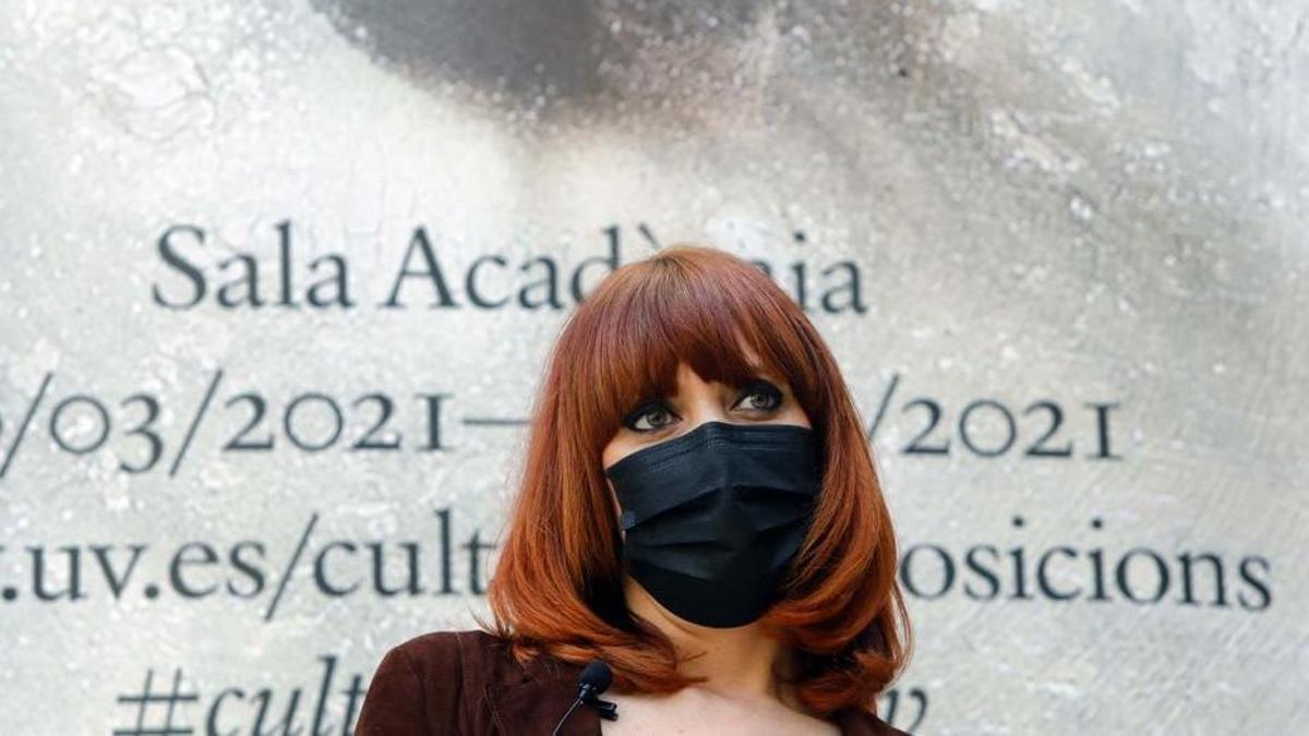 La artista valenciana Paula Bonet.