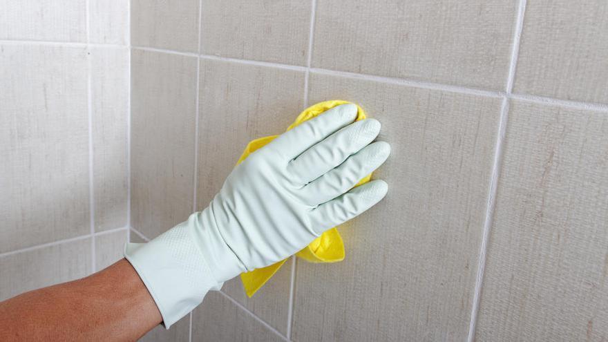 La bayeta que se ha puesto de moda entre las limpiadoras por su resistencia y su limpieza brillante