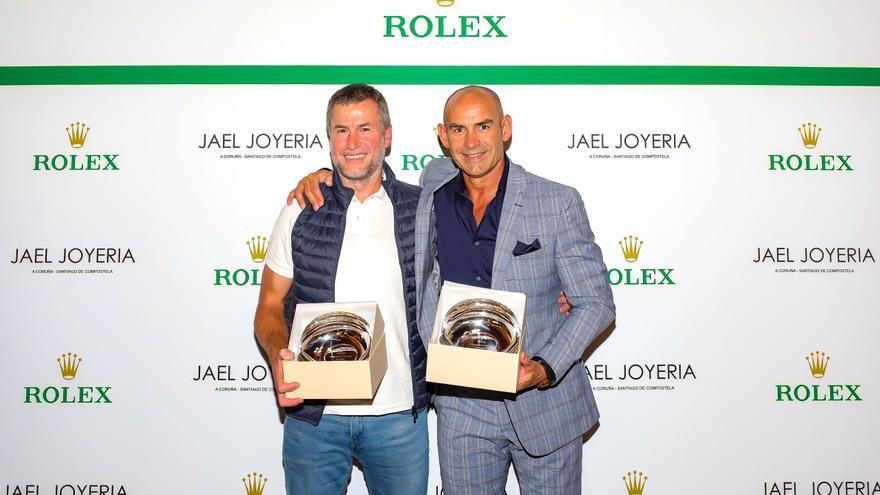 El torneo Rolex Golf de 2021 en A Coruña ya tiene ganadores