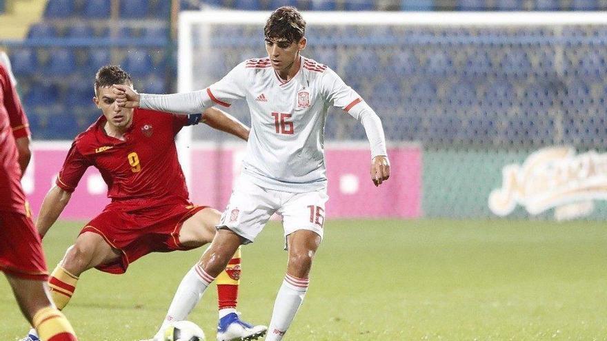 Gonzalo Villar se incorporará el jueves a los entrenamientos