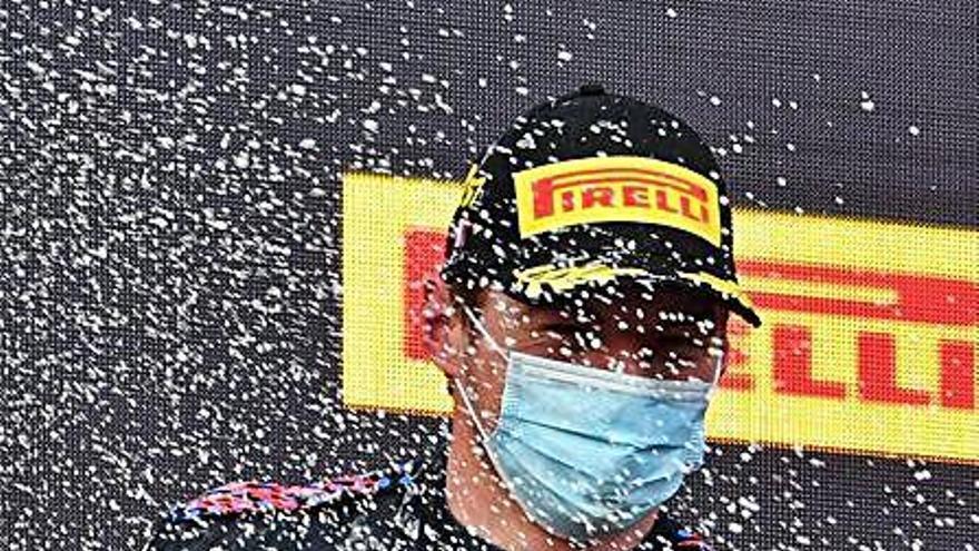 Verstappen s'emporta el triomf a Imola