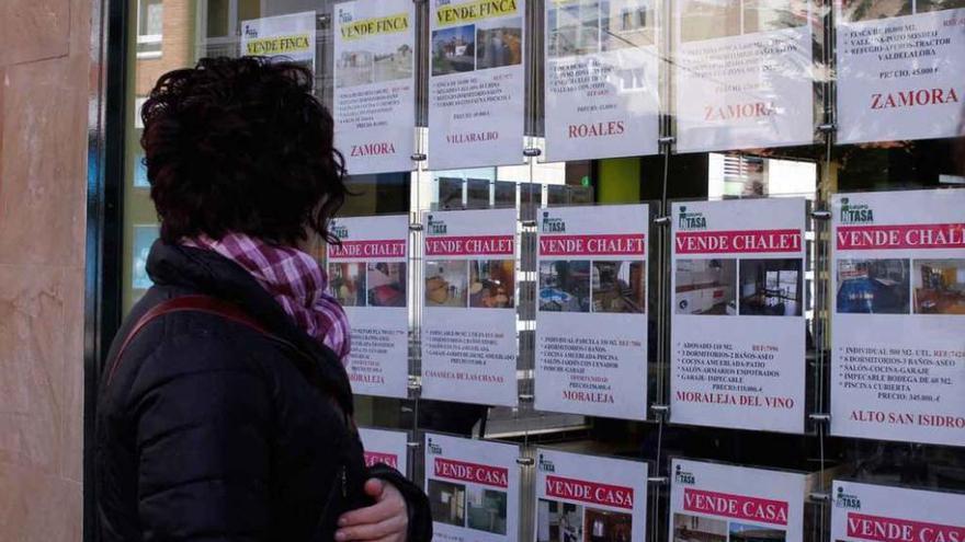 El precio de la vivienda usada acumula una caída del 35% en ocho años