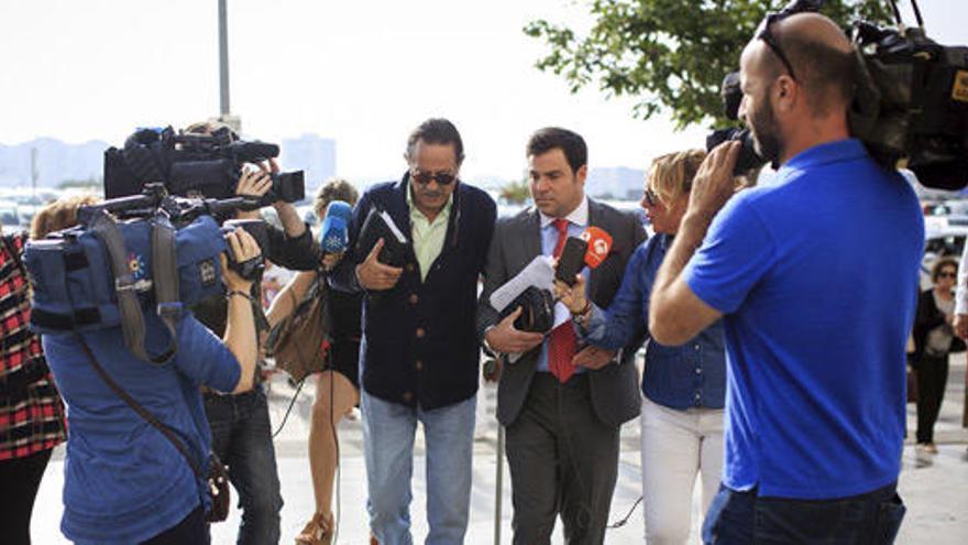 Un año de prisión para Julián Muñoz por el caso Goldfinger