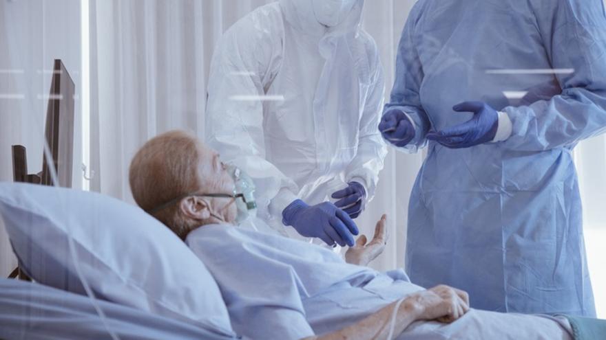 La presión hospitalaria por coronavirus cae al 2,6%