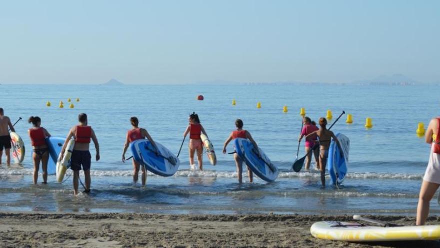 """La playa de La Caleta acoge una nueva edición de """"The Winter Beach"""""""