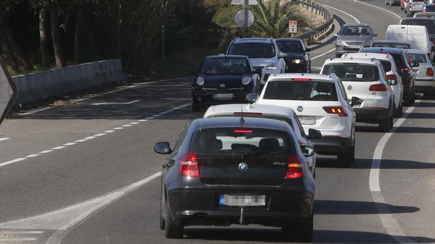 El tráfico, la EMT y la suciedad, principales quejas ciudadanas
