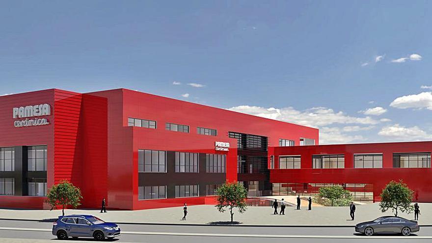 Pamesa celebra sus 50 años con nuevas oficinas