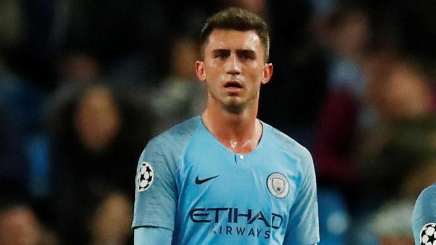 Mahrez y Laporte dan positivo en el Manchester City
