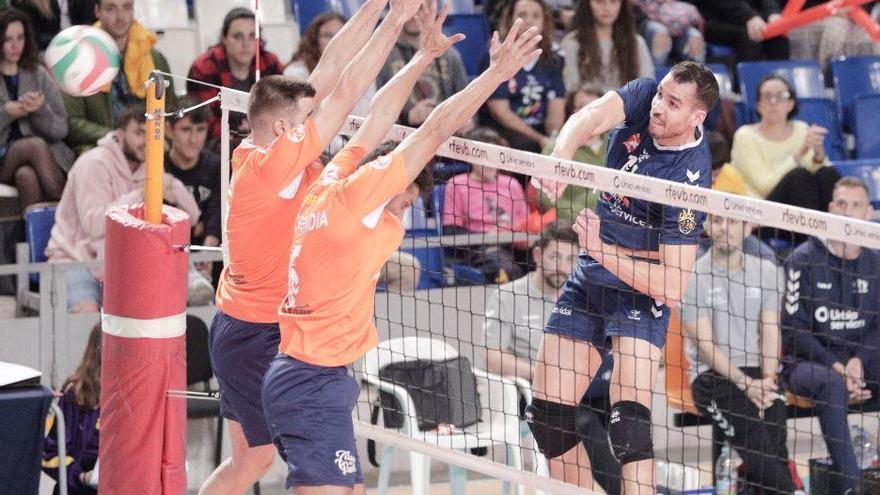 Volleyball-Pokalfinale auf Mallorca ohne Palma