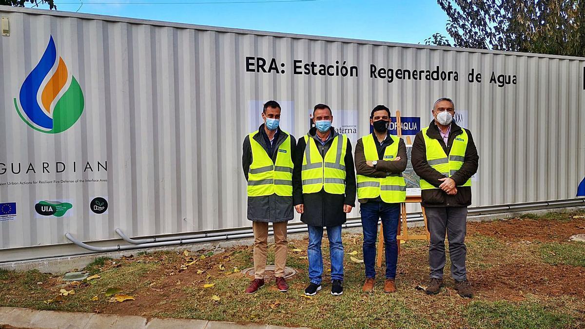 La UE apuesta por un proyecto valenciano para la prevención de incendios |