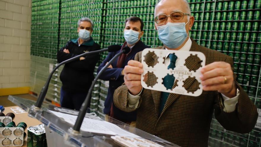 Estrella de Levante cambia las anillas de plástico de las latas por cartón 100% biodegradable