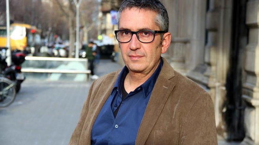 Manuel Baixauli guanya el Premi Llibreter 2020 de Literatura Catalana per 'Ignot'