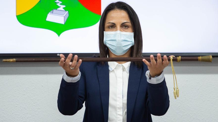 Esther Morales (PSOE) se convierte en la primera alcaldesa de la historia tanquera
