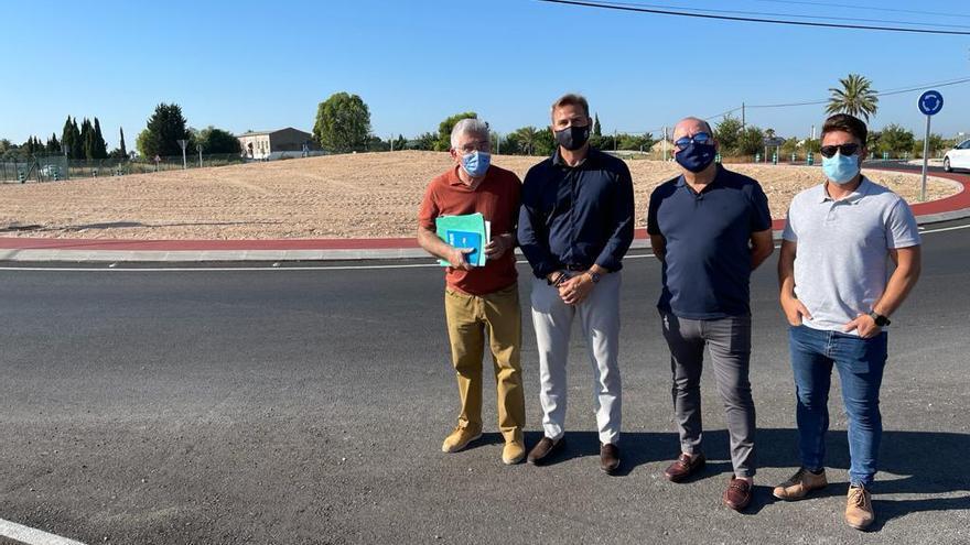 Mejoras en la conexión entre El Altet y Torrellano