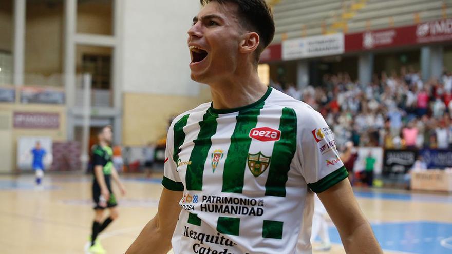 """Ricardo y la dinámica del Córdoba Futsal: """"Vamos a por los puntos"""""""