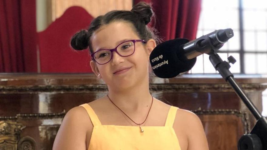 La ajedrecista Elena Rodríguez, homenajeada en Murcia