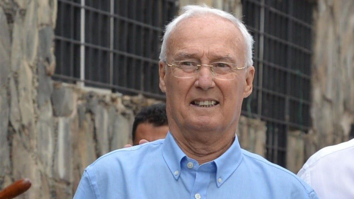 José Antonio Pérez Marrero.