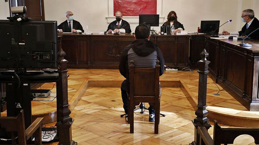 """Juicio en Zamora: La víctima por apuñalamiento dice ahora que mintió """"por rabia"""""""