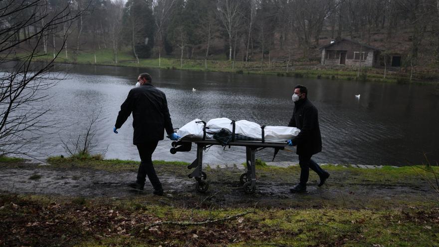 La mujer que apareció muerta en el Lago Castiñeiras era vecina de Vilaboa