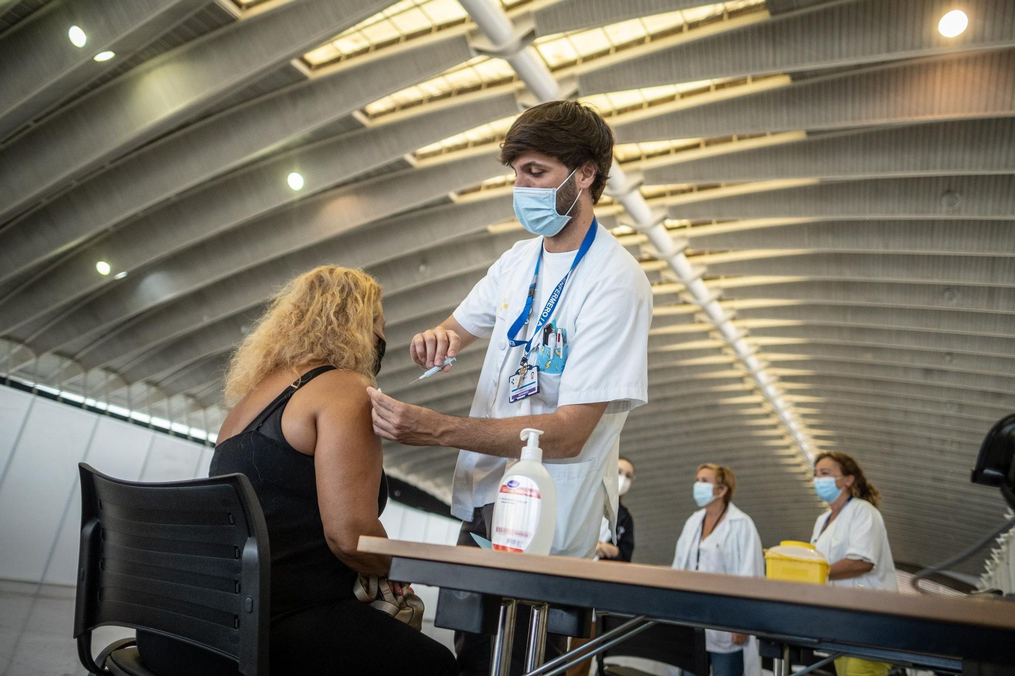 El Recinto Ferial, nuevo centro de vacunación