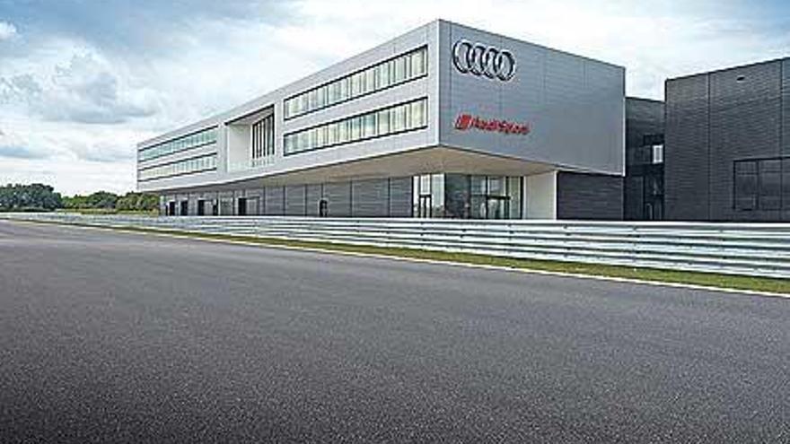 Audi cambia la Fórmula E por el WEC