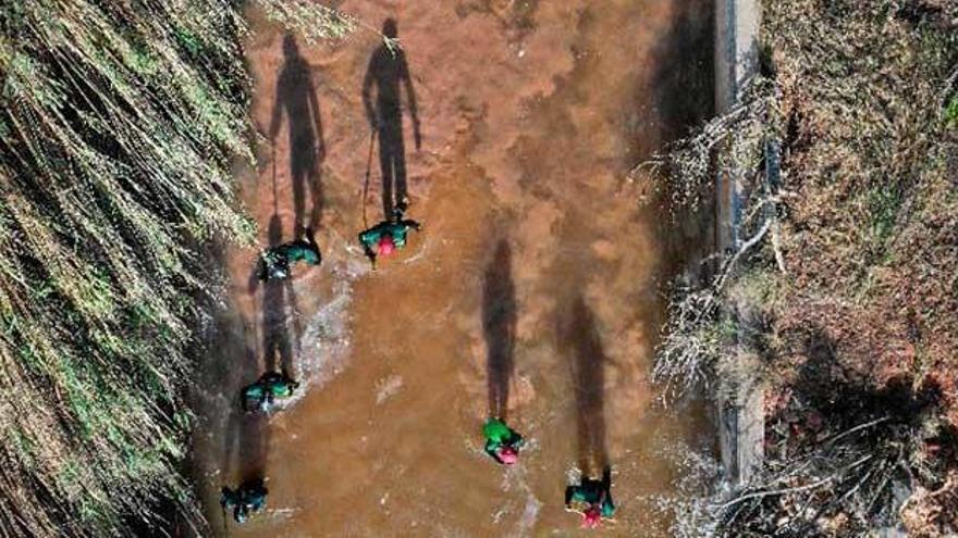 S'intensifica la recerca del nen desaparegut pels aiguats a Sant Llorenç de Cardassar