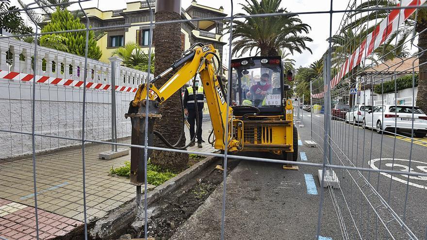 Los constructores y la capital elevan el control sanitario de las obras públicas