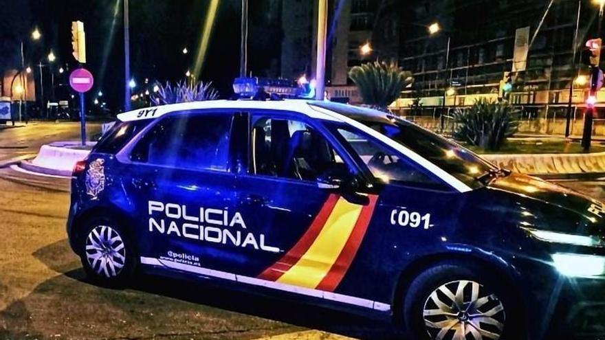 Detienen al atracador de una gasolinera en Ciudad Jardín