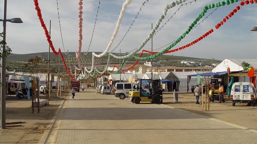 La Feria de la Primavera de Lucena tendrá un estricto control de aforo