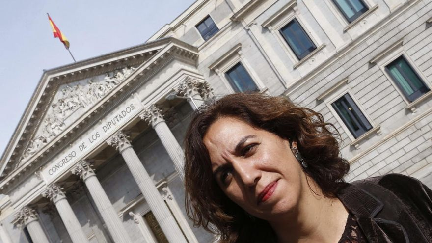 Torra denuncia a Irene Lozano por calumnia y obstrucción