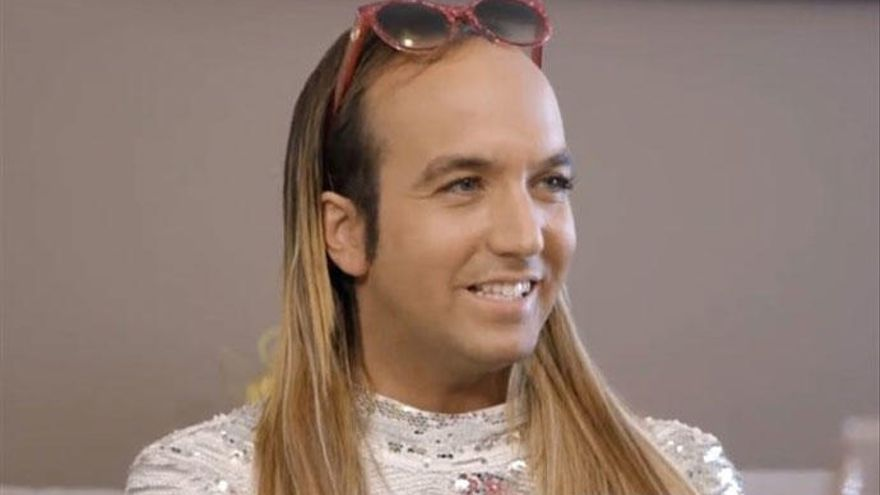 Aless Gibaja desvela en 'Ven a cenar conmigo' que robó la basura de los Beckham