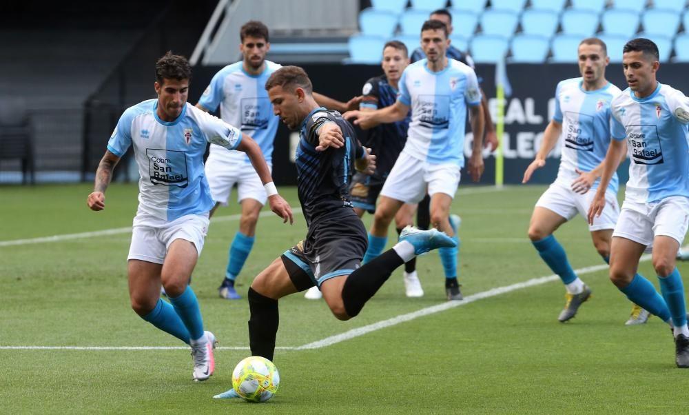 El 1-1 le sirve al conjunto santiagués para llevarse el ''play off''.