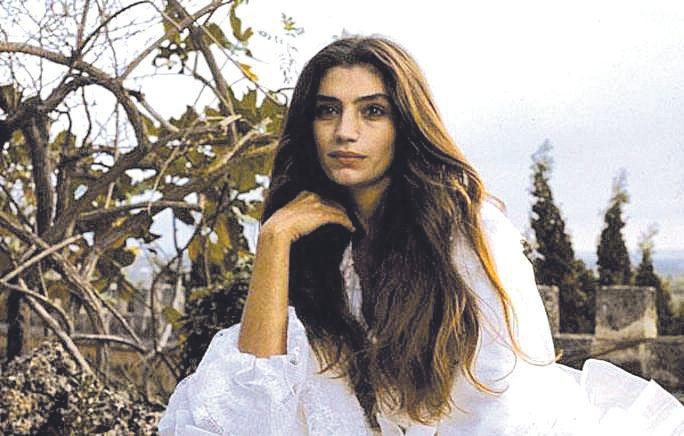 Ángela Molina, en la película 'Bearn'.