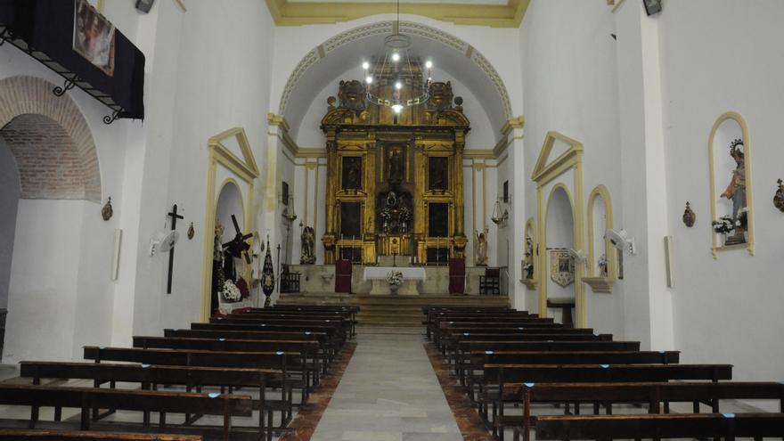 La Junta da luz verde a la reforma de la cubierta de la parroquia de Guadalcázar