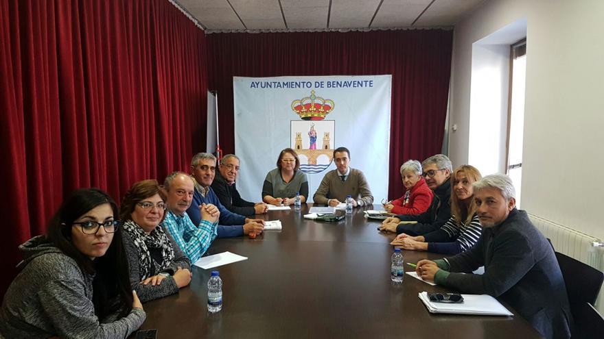 Las asociaciones de vecinos de Benavente no reiniciarán su actividad hasta 2021
