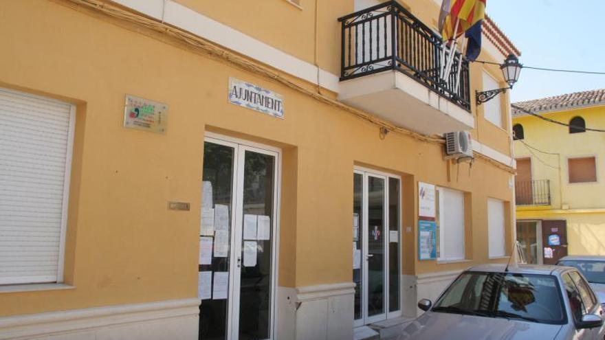 Pinet traslada las oficinas del consistorio a la planta baja para mejorar la accesibilidad