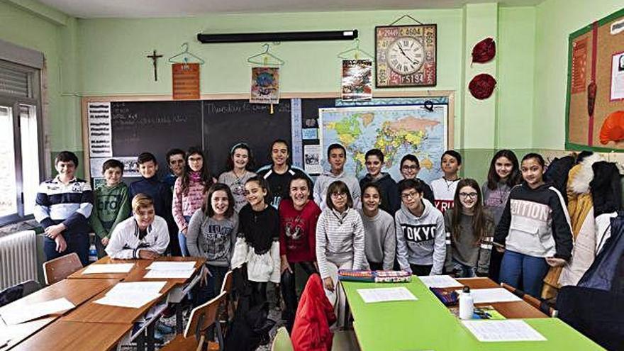 El colegio Santísima Trinidad de Zamora desarrolla un proyecto en favor del planeta