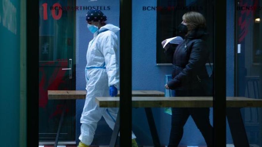 La incidencia del coronavirus en España se dispara