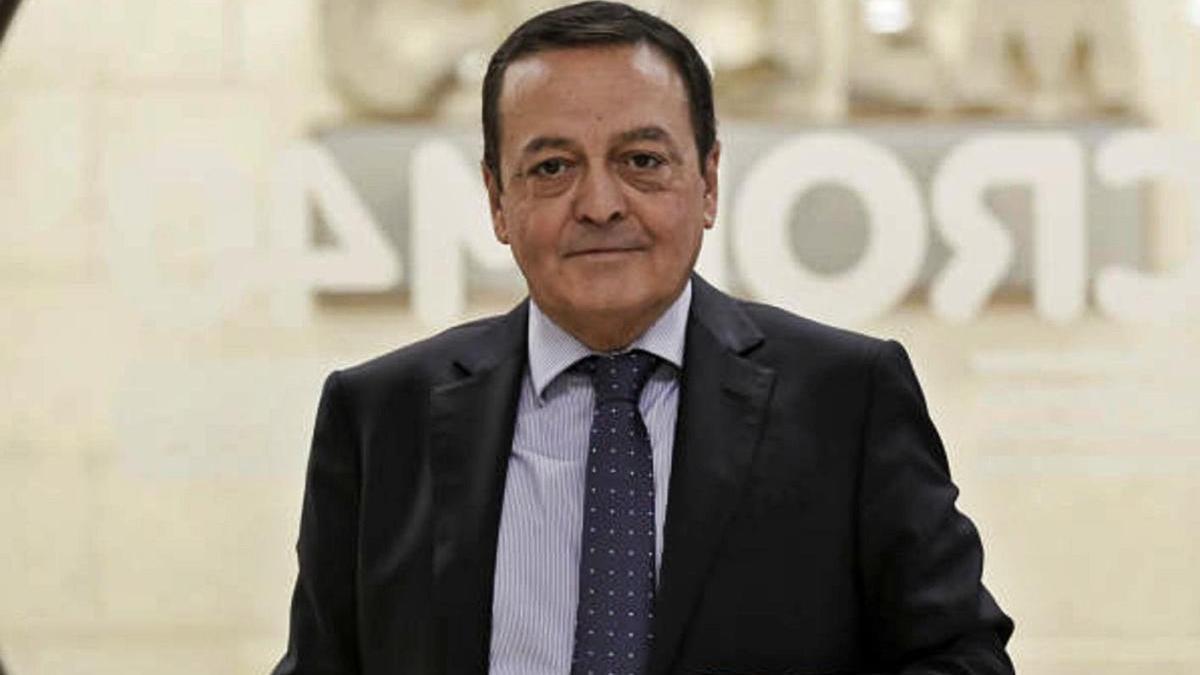 José María Albarracín, presidente de CROEM.