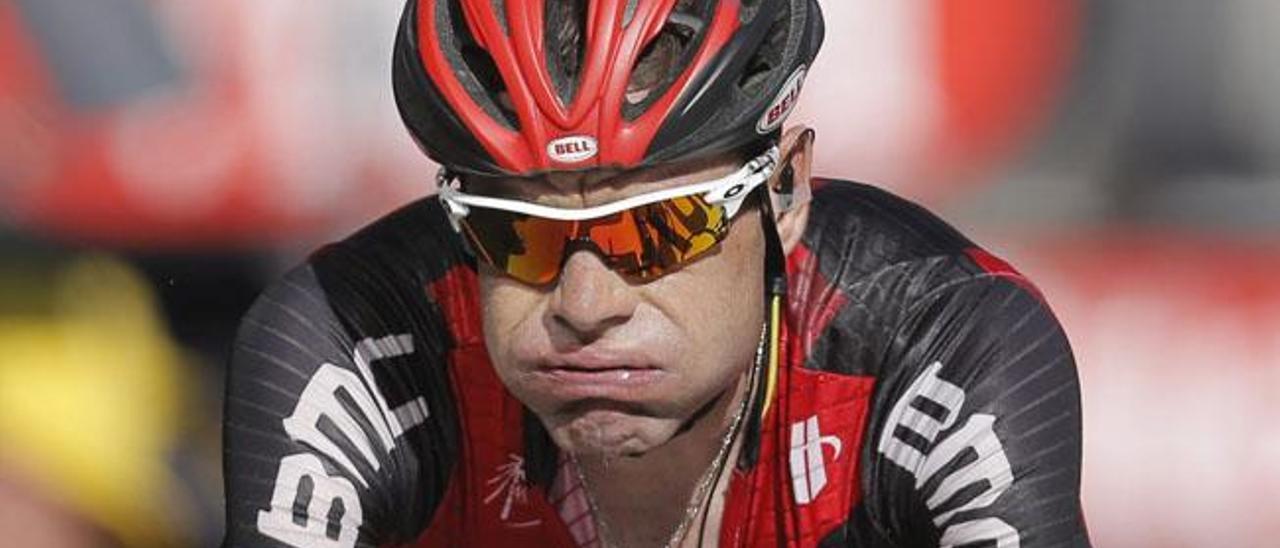 Cadel Evans correrá el Giro