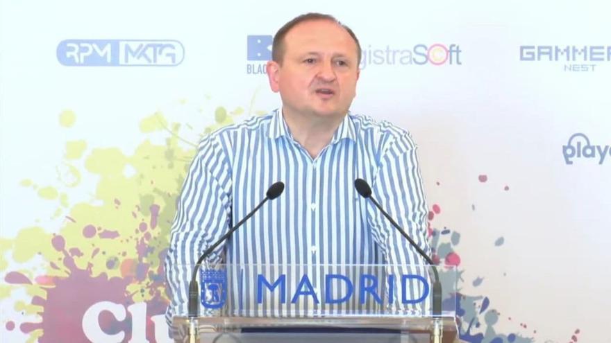 Una empresa de Distrito Digital figura entre los fundadores del Clúster del Videojuego de Madrid