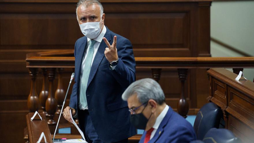 Ofensiva de Canarias contra el Estado por recortar los derechos del REF