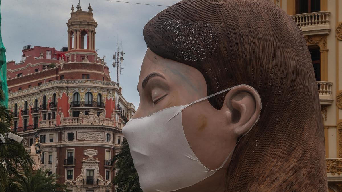 "Galiana no ""ve sentido"" a reconstruir la falla municipal"