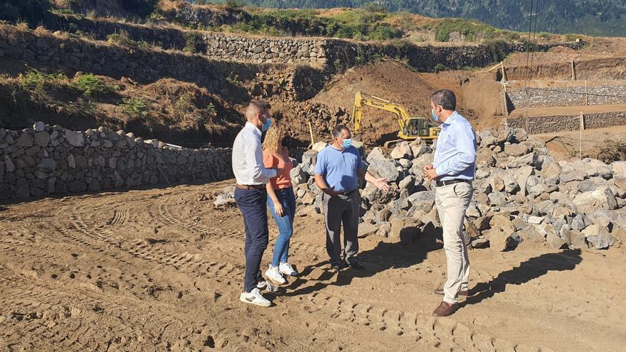 El nuevo recinto para ferias ganaderas de Los Realejos se adaptará al entorno rural