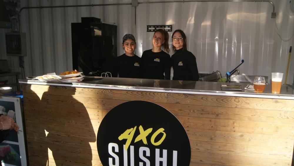 Axo Sushi