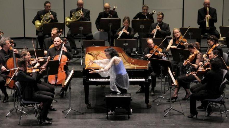 Mitsuko Uchida y el 'efecto Mozart'