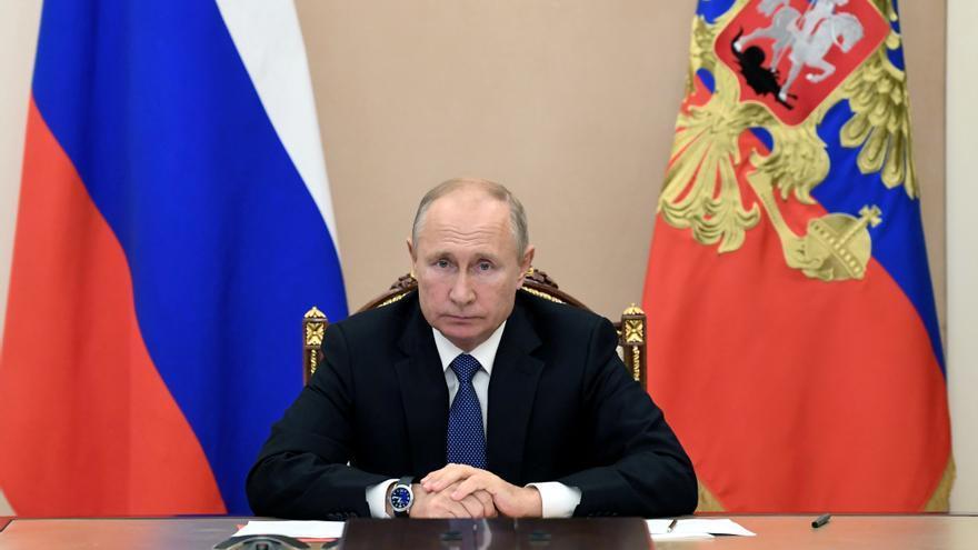 Putin, dispuesto a restaurar las relaciones con EEUU si esto es recíproco