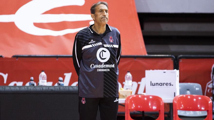 Luis Casimiro debuta al frente del Casademont