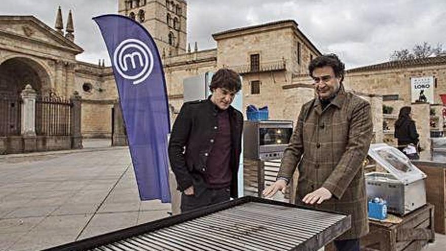 El MasterChef zamorano revela sus secretos el próximo 4 de junio en TVE